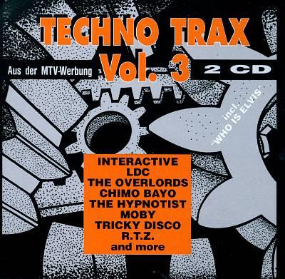 Techno Trax, Vol. 3