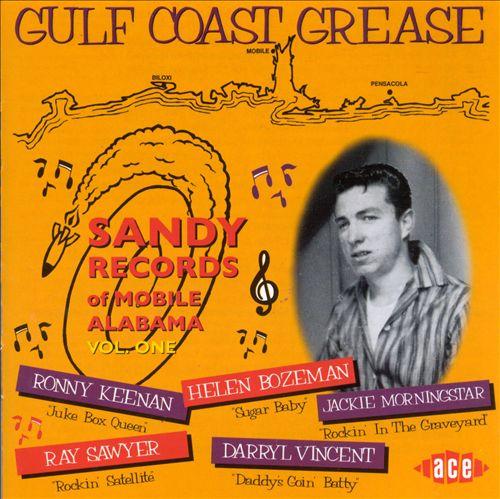 Gulf Coast Grease: The Sandy Story, Vol. 1