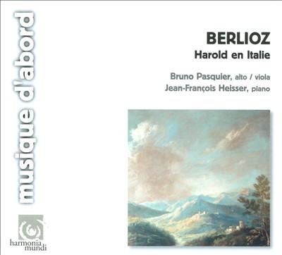 Liszt: Harold in Italy S472; Schumann: Märchenbilder Op113