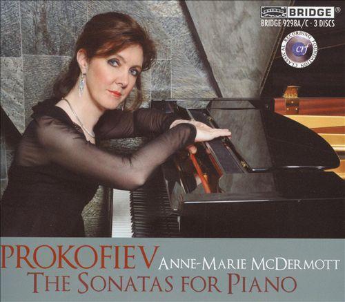 Prokofiev: The Sonatas for Piano