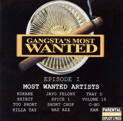 Gangsta's Most Wanted