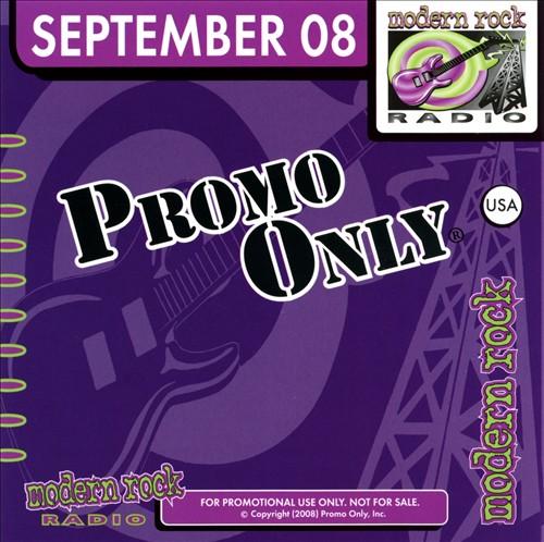 Promo Only: Modern Rock Radio (September 2008)