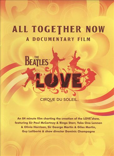 All Together Now [DVD]