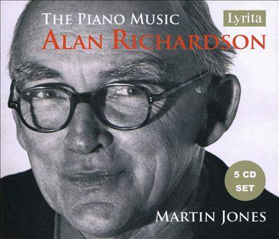 Alan Richardson: The Piano Music