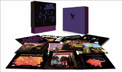 The Vinyl Collection 1970-1978