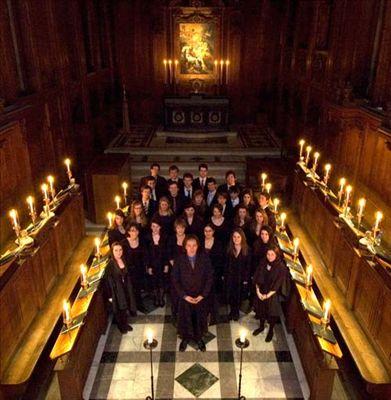 Sidney Sussex College Choir, Cambridge