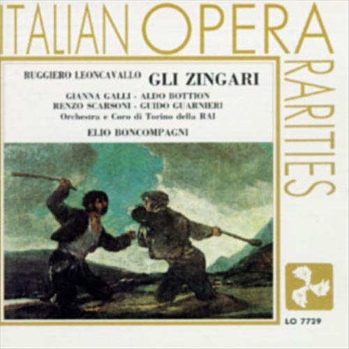 Ruggiero Leoncavallo: Gli Zingari