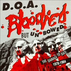 Bloodied But Unbowed/War on 45
