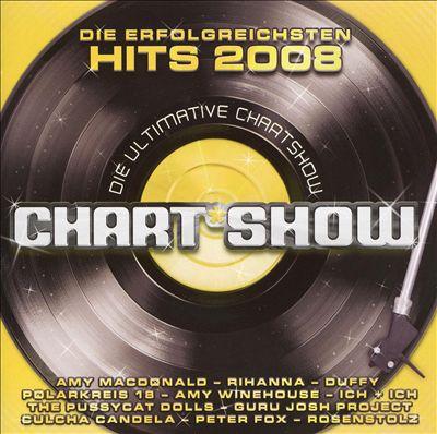 Chart Show: Die Erfolgreichsten Hits 2008