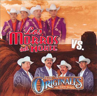 Los Morros del Norte vs. Los Originales de San Juan