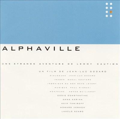 Alphaville (Soundtrack)