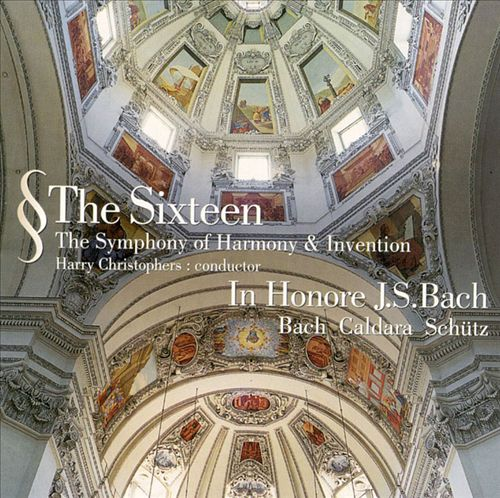In honore J.S. Bach