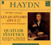 Haydn: Collection Complete des Quatuors, Vol. 2 -  Les Quatuors Opus 17