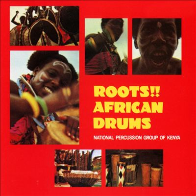 Roots!! African Drums
