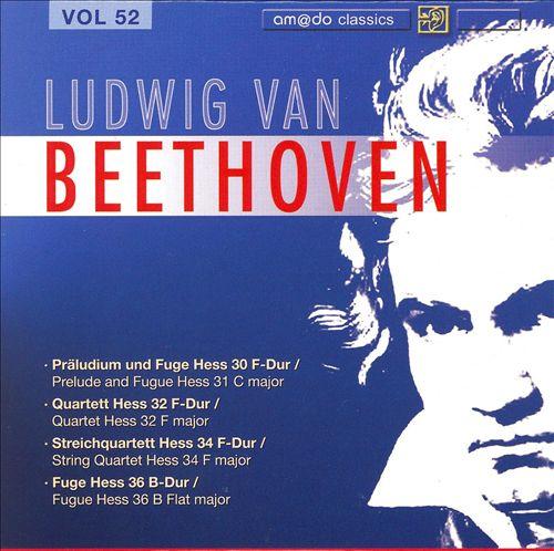 Beethoven: Complete Works, Vol. 52