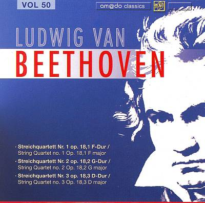 Beethoven: Complete Works, Vol. 50