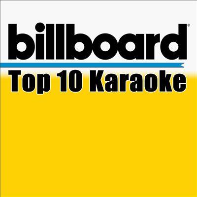 Billboard Karaoke: Top 10 Box Set, Vol. 1