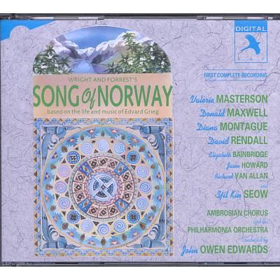 Song of Norway [1990 London Studio Cast]