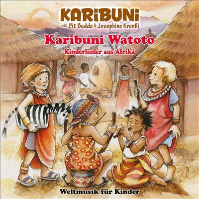 Watoto: Kinderlieder aus Afrika