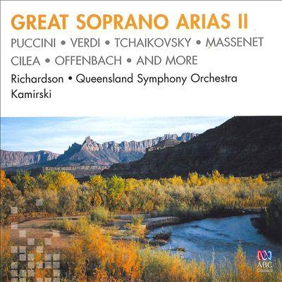 Great Soprano Arias II
