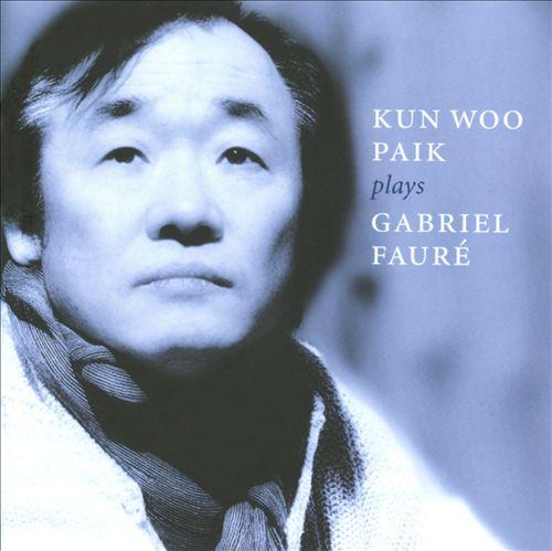 Kun Woo Paik plays Gabriel Fauré