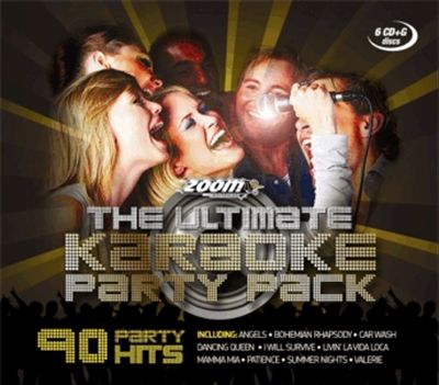Ultimate Karaoke Party Pack