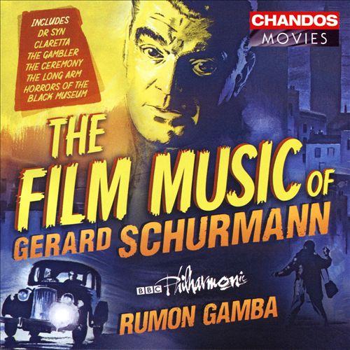 The Film Music of Gerard Schurmann