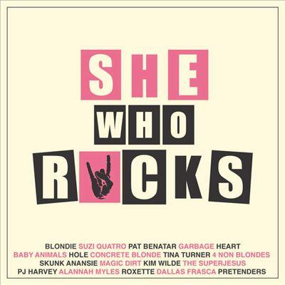 She Who Rocks