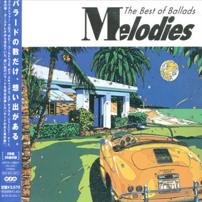Melodies: The Best of Ballads