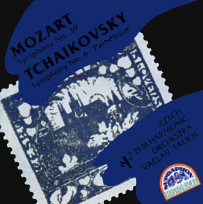 """Mozart: Symphony No. 39; Tchaikovsky: Symphony No. 6 """"Pathetique"""""""