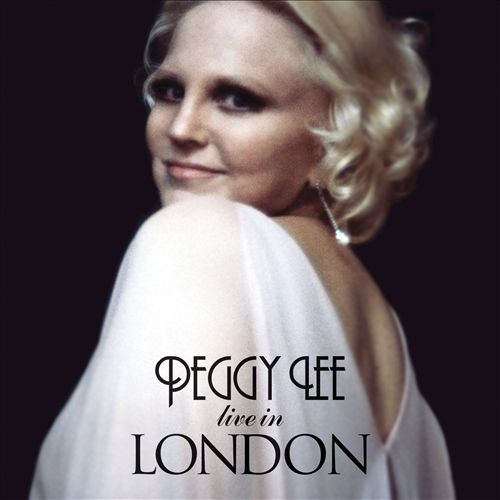 Peggy Lee [Live in London]