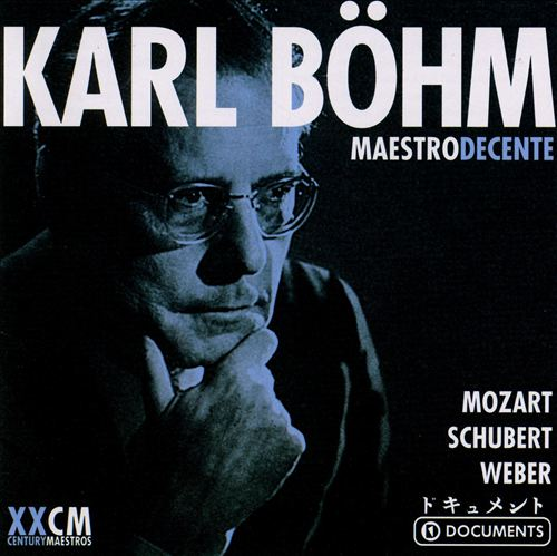 Böhm: Maestro Decente, Disc 5