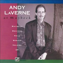 Live at Maybeck Recital Hall, Vol. 28 (Andy Laverne at Maybeck)