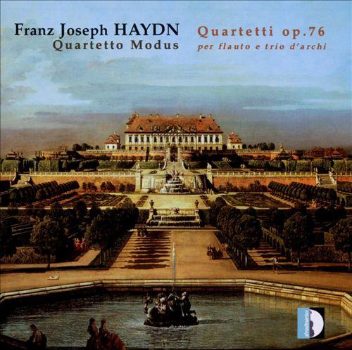 Haydn: Quartetti, Op. 76