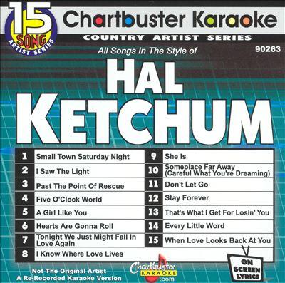 Chartbuster Karaoke: Hal Ketchum