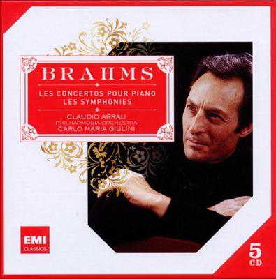 Brahms: Les Concertos pour Piano; Les Symphonies