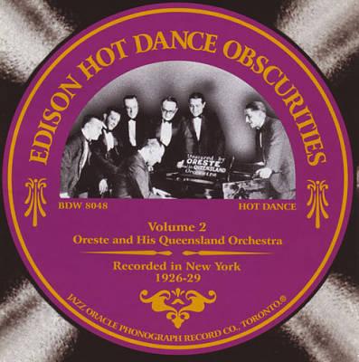Edison Hot Dance Obsurities, Vol. 2