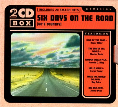 Six Days on the Road [K-Tel]