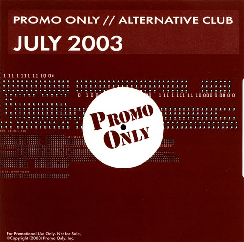 Promo Only: Alternative Club (July 2003)