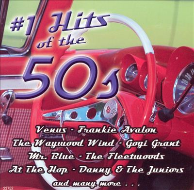 #1 Hits of the 50's, Vol. 3