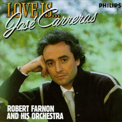 Love is Jose Carreras