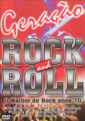 Geracao Rock and Roll [DVD]