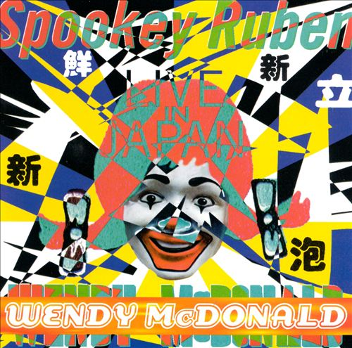 Wendy McDonald-Live in Japan