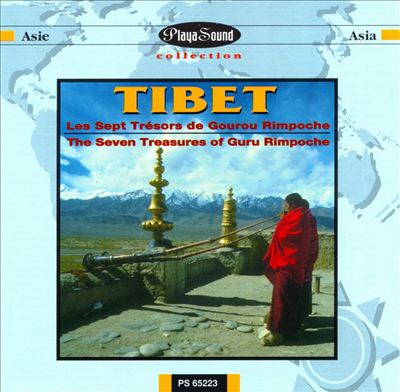 Tibet: The Seven Treasures of Guru Rimpoche