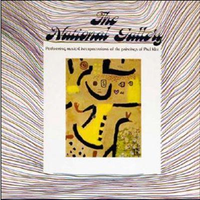 Performing Musical Interpretations of the Paintings of Paul Klee