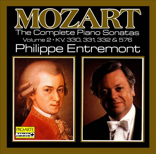 Mozart: The Complete Piano Sonatas, Vol. 2
