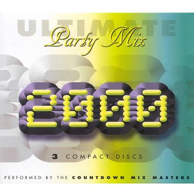 Ultimate Party Mix 2000 [Box Set]