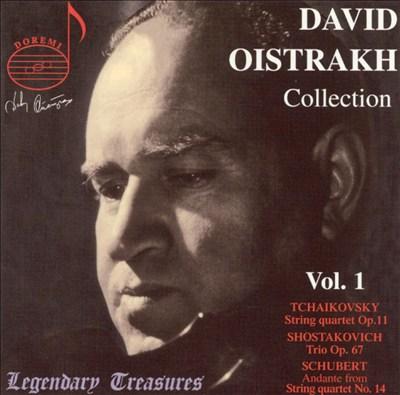 David Oistrakh Collection, Vol. 1