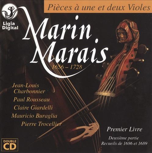 Marin Marais: Pièces à une et deux Violes