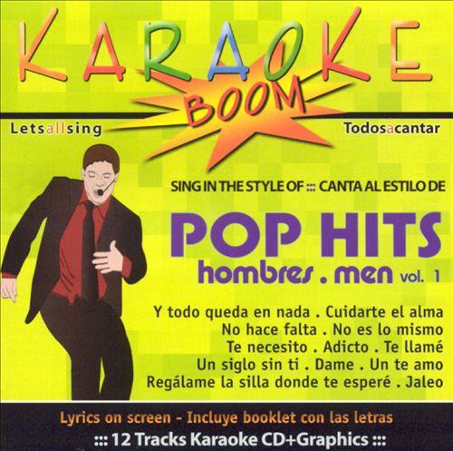 Pop Hits Hombres